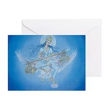 Saraswati Cards (6)