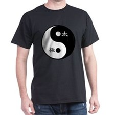 Unique Yin yang T-Shirt