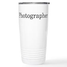 Photographer Travel Coffee Mug