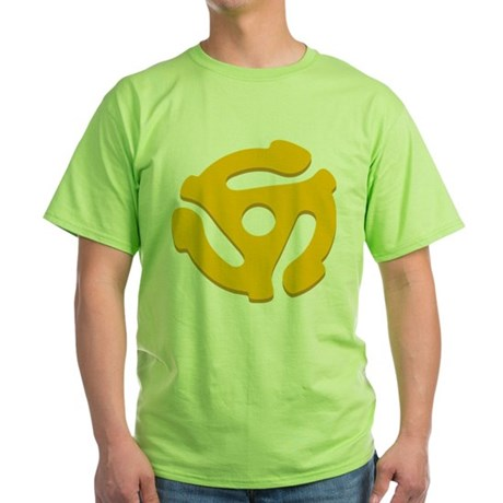 DJ Super Hero Green T-Shirt