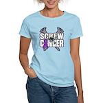 Screw GIST Cancer Women's Light T-Shirt