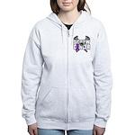 Screw GIST Cancer Women's Zip Hoodie