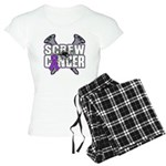 Screw GIST Cancer Women's Light Pajamas