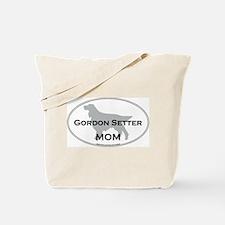 Gordon Setter MOM Tote Bag
