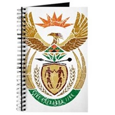 South Africa Coat Of Arms Journal