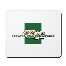 Video Poker Mousepad