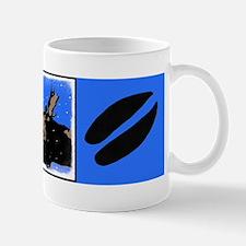 Winter Moose Mug