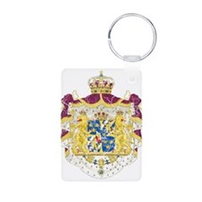 Sweden Coat Of Arms Keychains