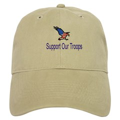 Troops Baseball Cap