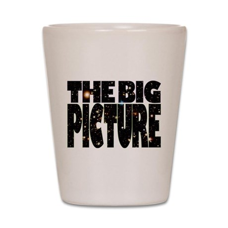 The Big Picture Shot Glass