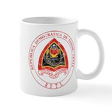 Timor Leste Coat Of Arms Mug