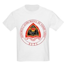Timor Leste Coat Of Arms T-Shirt