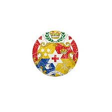 Tonga Coat Of Arms Mini Button