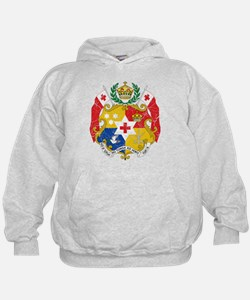 Tonga Coat Of Arms Hoodie