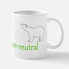 become Carbon Neutral Mug
