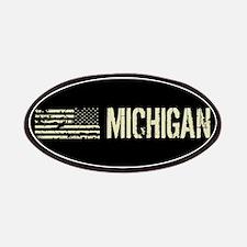 Black Flag: Michigan Patch