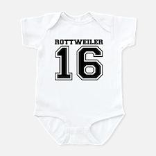 Rottweiler SPORT Infant Bodysuit