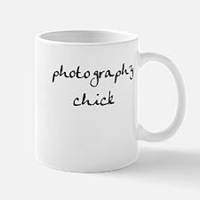 Photography Chick Mug
