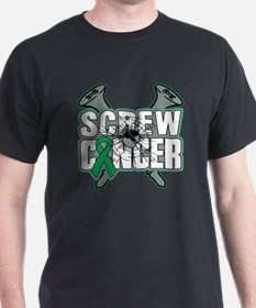 Screw Liver Cancer T-Shirt