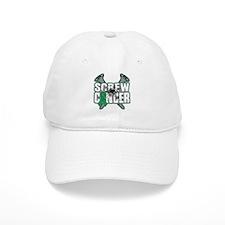 Screw Liver Cancer Baseball Cap