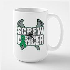 Screw Liver Cancer Mug