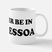 Rather be in Joao Pessoa Mug