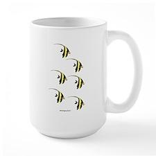 angel fish Mug