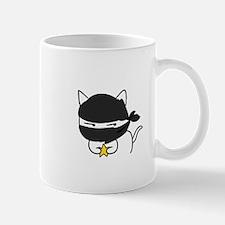 """""""Ninja Cat"""" Mug"""