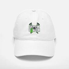 Screw Non-Hodgkins Cancer Baseball Baseball Cap
