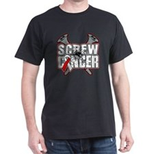 Screw Oral Cancer T-Shirt