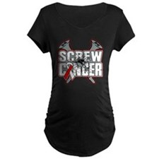 Screw Oral Cancer T-Shirt