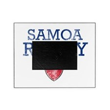 Samoa Rugby designs Picture Frame