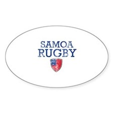 Samoa Rugby designs Decal