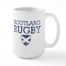 Scotland Rugby designs Mug