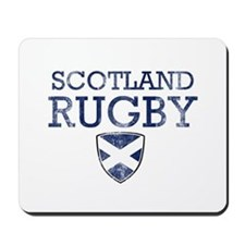 Scotland Rugby designs Mousepad