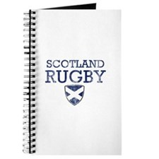 Scotland Rugby designs Journal