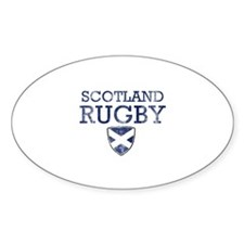 Scotland Rugby designs Decal