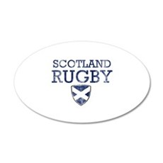 Scotland Rugby designs Wall Decal