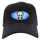 Penguin black caps Black Hat