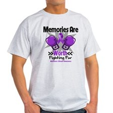 Alzheimers Memories Fight T-Shirt