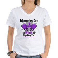 Alzheimers Memories Fight Shirt
