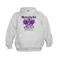 Alzheimers Memories Fight Hoodie