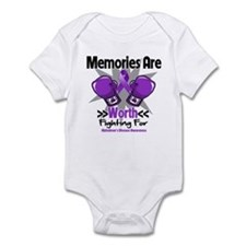 Alzheimers Memories Fight Infant Bodysuit