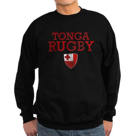 Tonga Rugby designs Sweatshirt (dark)
