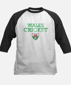 Wales Cricket designs Tee