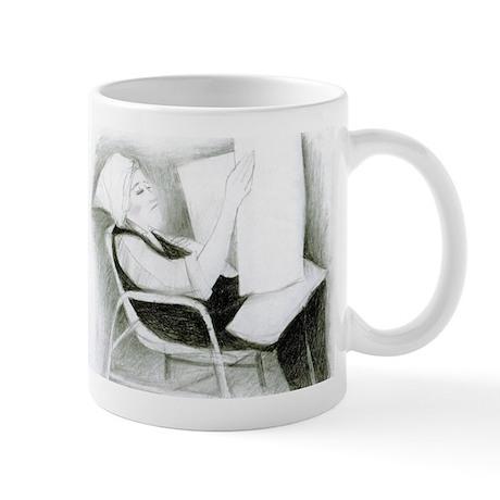 Morning Paper Mug