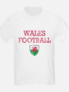 Wales Football designs T-Shirt