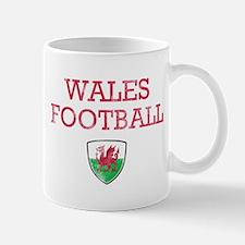Wales Football designs Mug