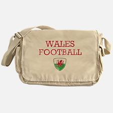 Wales Football designs Messenger Bag