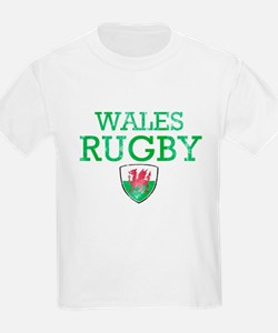 Wales Rugby designs T-Shirt
